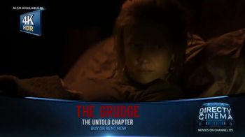 DIRECTV Cinema TV Spot, 'The Grudge' - Thumbnail 5
