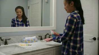 Healthvana Hydroclean Hand Sanitizer Foam TV Spot, 'Kills 99.9% of Germs' - Thumbnail 4
