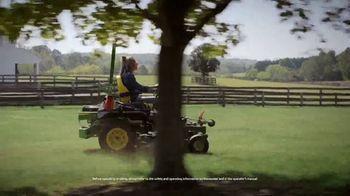 John Deere TV Spot, 'Mowers of Green Acres' - Thumbnail 8