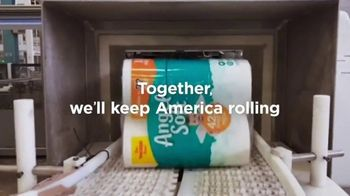 Angel Soft TV Spot, 'Rolling Up Our Sleeves' - Thumbnail 6