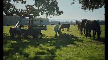 John Deere Gator TV Spot, 'Another Big Day' Song by City & Vine Production Music - Thumbnail 4