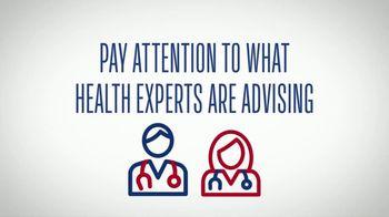 World Health Organization TV Spot, 'NBA Stars Support Response to the Coronavirus Pandemic' Ft. Danilo Gallinari, Ricky Rubio - Thumbnail 5