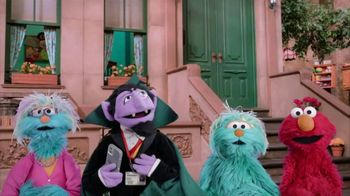 U.S. Census Bureau TV Spot, 'Sesame Street: Make Your Family Count'
