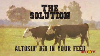 Altosid IGR TV Spot, 'Protect Your Herd Against Horn Flies' - Thumbnail 5