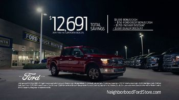 Ford Truck Month TV Spot, 'This Is Your Month: Off-Roading' Song by Gary Clark Jr. [T2] - Thumbnail 4