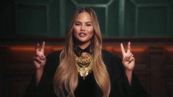 Quibi TV Spot, 'Ready to Rule' Featuring Chrissy Teigen - Thumbnail 6