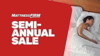 Mattress Firm Semi-Annual Sale TV Spot, '50 % Off: Free Adjustable Base' - Thumbnail 2