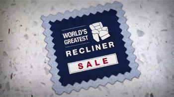 La-Z-Boy World's Greatest Recliner Sale TV Spot, 'Special Piece' - Thumbnail 5
