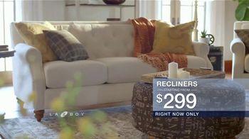 La-Z-Boy World's Greatest Recliner Sale TV Spot, 'Special Piece' - Thumbnail 7