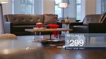 La-Z-Boy World's Greatest Recliner Sale TV Spot, 'Special Piece' - Thumbnail 9