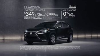 Invitation to Lexus Sales Event TV Spot, 'Guest in Home' [T2] - Thumbnail 6