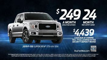 Ford Match-Up Month TV Spot, 'F-Series Domination' [T2] - Thumbnail 8