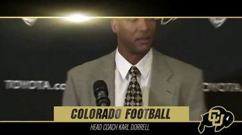 University of Colorado TV Spot, '2020 Football Season Tickets'