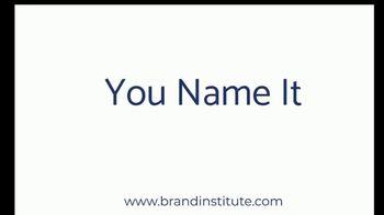 Brand Institute TV Spot, 'Drug Naming' - Thumbnail 5