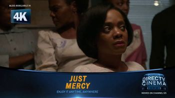 DIRECTV Cinema TV Spot, 'Just Mercy' - Thumbnail 2