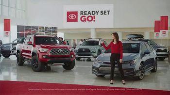Toyota Ready Set Go! TV Spot, 'Imagine Yourself: Enough' [T1] - Thumbnail 2