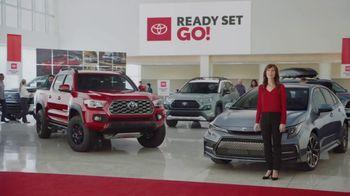 Toyota Ready Set Go! TV Spot, 'Imagine Yourself: Enough' [T1] - Thumbnail 3