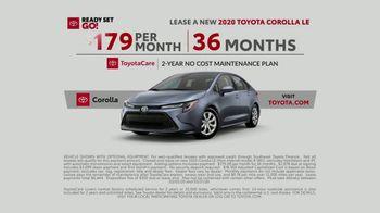 Toyota Ready Set Go! TV Spot, 'Imagine Yourself: Enough' [T1] - Thumbnail 5