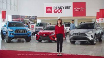 Toyota Ready Set Go! TV Spot, 'Imagine Yourself' [T1]