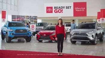 Toyota Ready Set Go! TV Spot, 'Imagine Yourself' [T1]