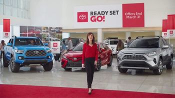 Toyota Ready Set Go! TV Spot, 'Imagine Yourself' [T1] - Thumbnail 3