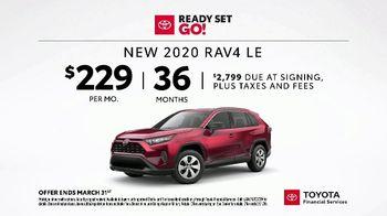 Toyota Ready Set Go! TV Spot, 'Imagine Yourself' [T1] - Thumbnail 4