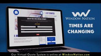 Window Nation TV Spot, 'BOGO: Online Virtual Quote' - Thumbnail 2