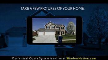 Window Nation TV Spot, 'BOGO: Online Virtual Quote' - Thumbnail 4