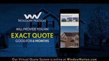 Window Nation TV Spot, 'BOGO: Online Virtual Quote' - Thumbnail 5