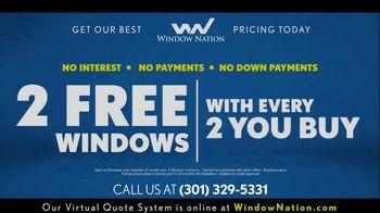 Window Nation TV Spot, 'BOGO: Online Virtual Quote' - Thumbnail 7