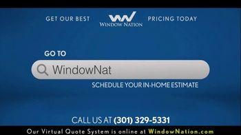 Window Nation TV Spot, 'BOGO: Online Virtual Quote' - Thumbnail 8