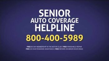 Senior Auto Insurance Helpline TV Spot, 'Expired Car Warranty' - Thumbnail 6