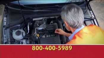 Senior Auto Insurance Helpline TV Spot, 'Expired Car Warranty' - Thumbnail 1
