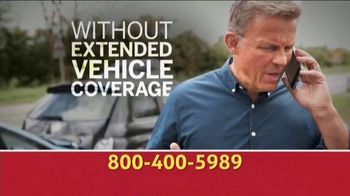 Senior Auto Insurance Helpline TV Spot, 'Expired Car Warranty'