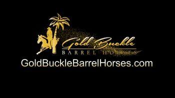 Gold Buckle Barrel Horses TV Spot, 'My Day Job' Featuring Kendra Dickson - Thumbnail 8