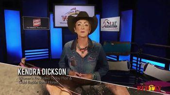 Gold Buckle Barrel Horses TV Spot, 'My Day Job' Featuring Kendra Dickson - Thumbnail 2