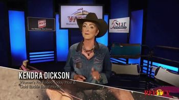 Gold Buckle Barrel Horses TV Spot, 'My Day Job' Featuring Kendra Dickson - 35 commercial airings