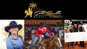 Gold Buckle Barrel Horses TV Spot, 'My Day Job' Featuring Kendra Dickson - Thumbnail 7