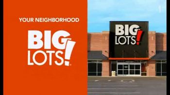 Big Lots TV Spot, 'Re-Stocking' - Thumbnail 1