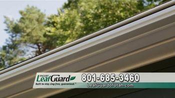 LeafGuard of Utah Spring Blowout Sale TV Spot, 'Stagnant Water' - Thumbnail 1