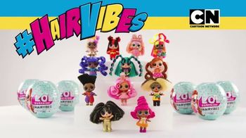 L.O.L. Surprise! #Hairvibes TV Spot, 'Collect Them All' - Thumbnail 2
