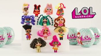 L.O.L. Surprise! #Hairvibes TV Spot, 'Collect Them All' - Thumbnail 3