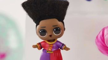 L.O.L. Surprise! #Hairvibes TV Spot, 'Collect Them All' - Thumbnail 6
