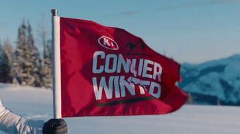 Kia TV Spot, 'Conquer Winter: Ski Lift' [T2] - Thumbnail 1