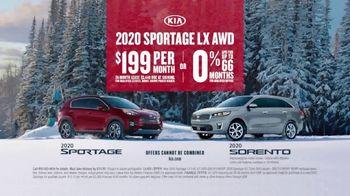 Kia TV Spot, 'Conquer Winter: Ski Lift' [T2] - Thumbnail 10