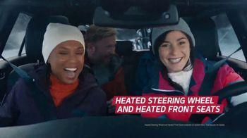 Kia TV Spot, 'Conquer Winter: Ski Lift' [T2] - Thumbnail 6