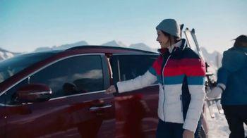Kia TV Spot, 'Conquer Winter: Ski Lift' [T2] - Thumbnail 8