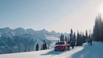 Kia TV Spot, 'Conquer Winter: Ski Lift' [T2] - Thumbnail 9