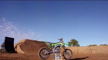 Monster Energy TV Spot, 'World's First Alley-Oop on a Quarter Pipe' Featuring Axell Hodges - Thumbnail 2