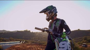 Monster Energy TV Spot, 'World's First Alley-Oop on a Quarter Pipe' Featuring Axell Hodges - Thumbnail 3